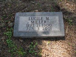 Lucile M. Miller
