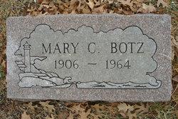 Mary Cathern <I>Large</I> Botz