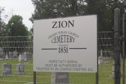Zion Presbyterian Church Cemetery