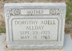 Dorothy Adell <I>Stevens</I> Allday