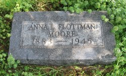 Anna Louise <I>Flottman</I> Moore