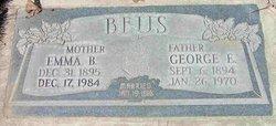 George Ezra Beus