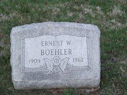 Ernest W Boehler