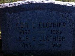 Lela B. Clothier