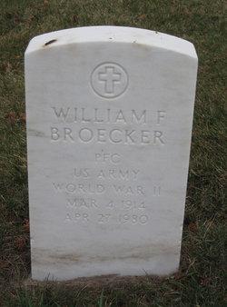 William F Broecker