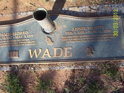 James Eldred Wade
