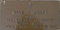 PFC Dale L Abbey