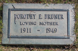 Dorothy Eleanor <I>Jessop</I> Bruner
