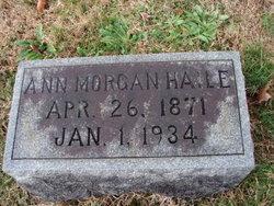 Ann <I>Morgan</I> Haile