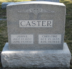 Christine Caster