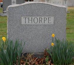 Alyce Mary <I>Marron</I> Thorpe