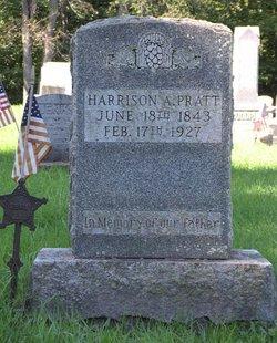 Harrison A. Pratt