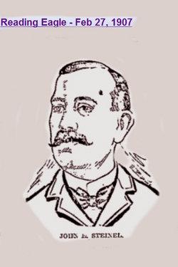 John E Steinel