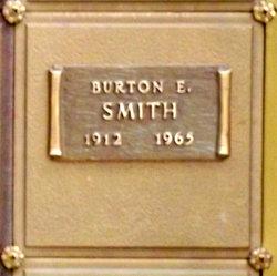 Burton Elbridge Smith