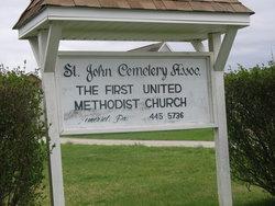 Saint Johns Centennial United Brethren Cemetery
