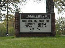 Elm Grove Methodist Cemetery