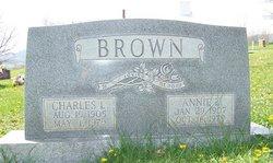 Annie L Brown