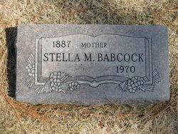 Stella Maude <I>Parrott</I> Babcock