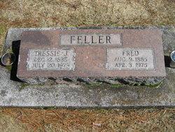 Tressie J. <I>Bertchi</I> Feller