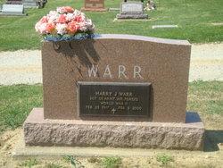 Sgt Harry J. Warr
