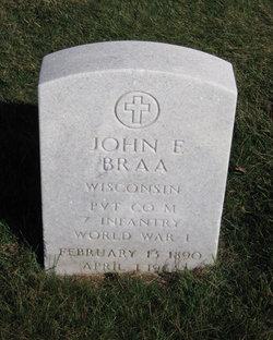 John Emanuel Braa