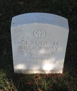 Claude Howard Brockway
