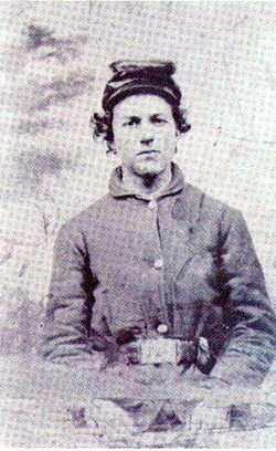 PVT Charles Wesley Gould