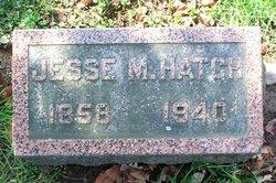 Jesse Monroe Hatch