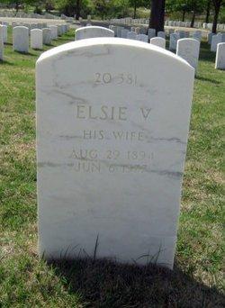 Elsie V Garriott