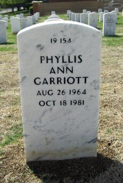 Phyllis Ann Garriott