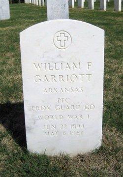 William Forrest Garriott