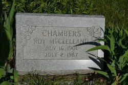 Roy Mcclellan Chambers