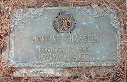 Montine <I>Chasteen</I> Chasteen