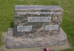 Frank S Anderson