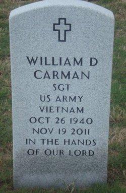 William D Carman