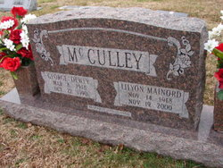 George Dewey McCulley