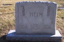 Elizabeth <I>Leisch</I> Heim