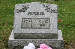 Rose Annette <I>Cochran</I> Knox