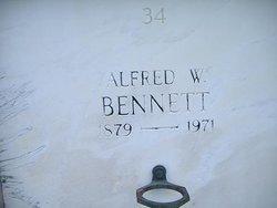 Alfred W Bennett