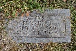 Burnice I. Jamar