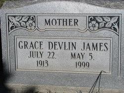 Grace Irene <I>Riordan</I> Devlin-James
