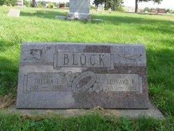 Leonard Robert Block