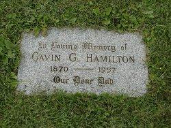 "Gavin Gaston ""Gavie"" Hamilton"