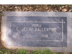 "Etchel Jerry ""Dudes"" Gallentine (1921-1986) - Find A Grave Memorial"