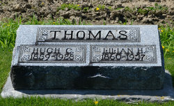 Lillian <I>Hussey</I> Thomas