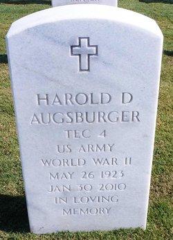 Harold D. Augsburger