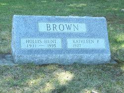 Hollis Hunt Brown