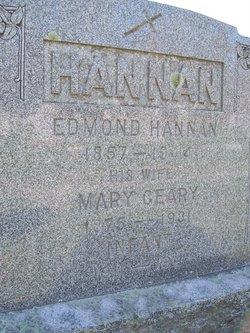Edmond C Hannan