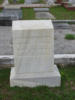 Jane Akins