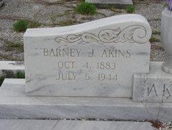 Barney J Akins